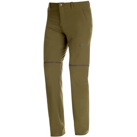 Mammut Runbold Zip-Off Pants Men iguana